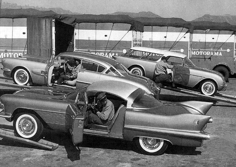 Cadillac Deville El Camino 1954