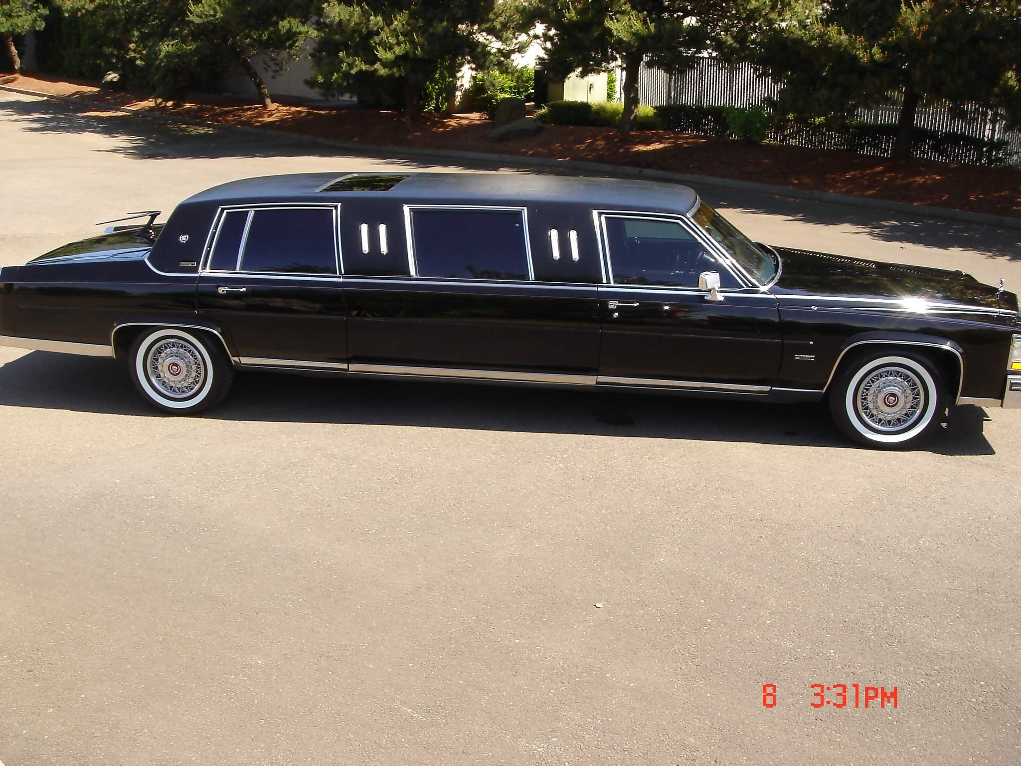 Cadillac Présidential Limousine 2009
