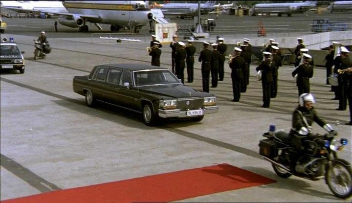 Cadillac Sedan DeVille Limousine 1981