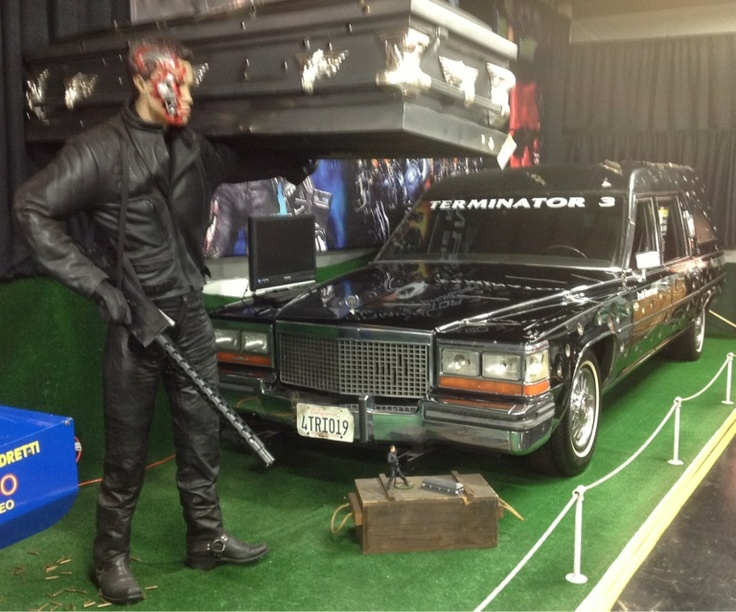 Cadillac Terminator 1989