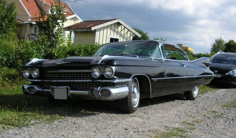 Fișier Cadillac 1959