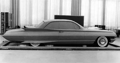 Cadillac Prototype XP dans les années 60