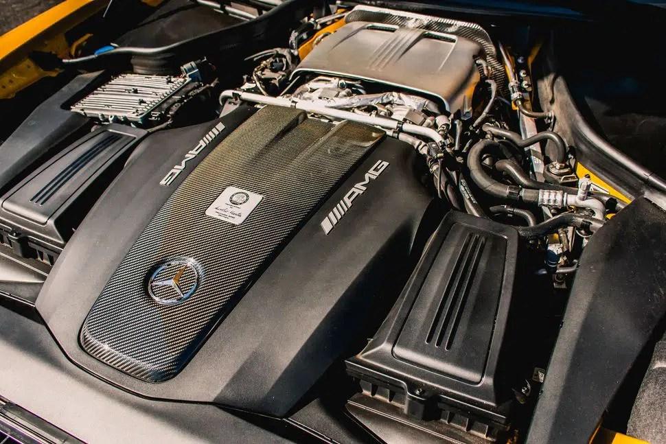 Mercedes-AMGGTRoadster