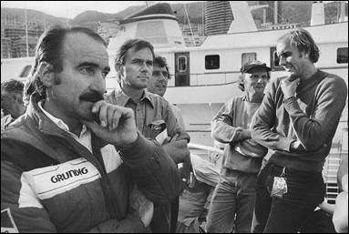 BMW M1 Monza 1979 Clay Regazzoni, Jochen Neerpasch, Toine Hezemans, Niki Lauda, Hans