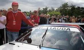 BMW M1 Niki Lauda