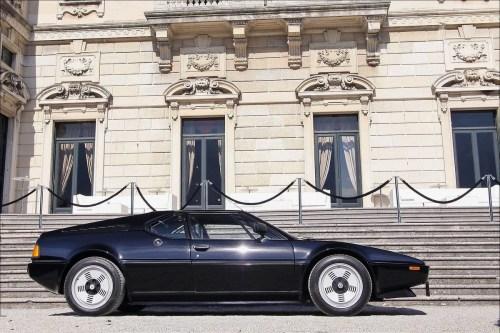 BMW M1 de 1980