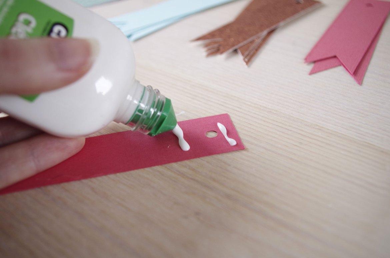 Seconde étape du calendrier de l'avent emballage et finalisation (1)
