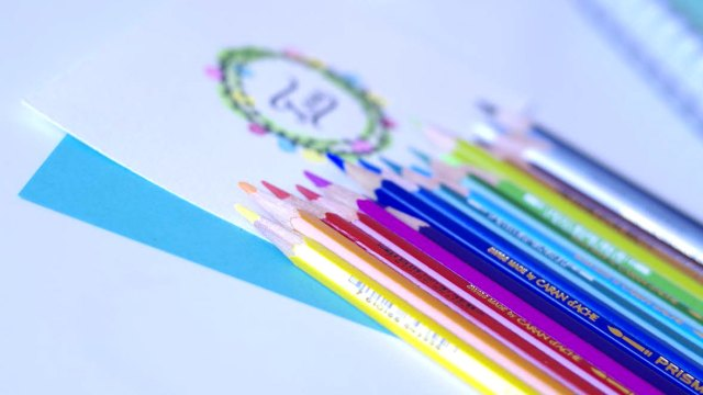 Mes palettes de crayons aquarellables de chez Staedtler et Caran d'Ache