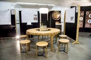 Table atelier Hudelot