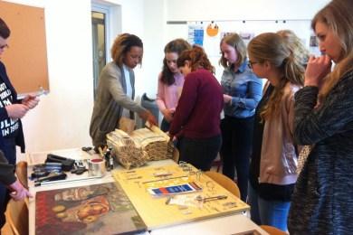 preventieve conservering reinwardt academie 2018