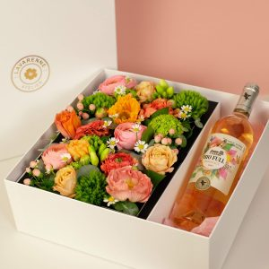 flowerbox-printemps-rosé-atelier-lavarenne-fleuriste-lyon