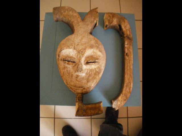 Masques Kwele