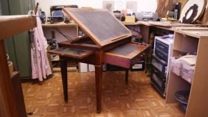 """""""Tronchin"""" table"""