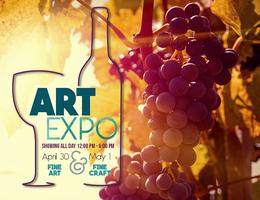 Artist Expo: Fine Art, Fine Crafts, Fine Wine