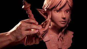 Cours de modelage de figurine