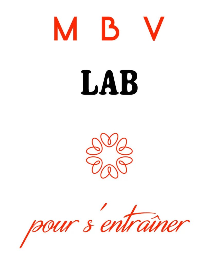 logo MBV lab pour la boutique à idées