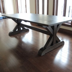 Kitchen Table Base Cabinets From Home Depot X Atelier Meuble Rustique