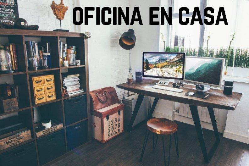 Oficina en casa: un espacio cada vez más necesario