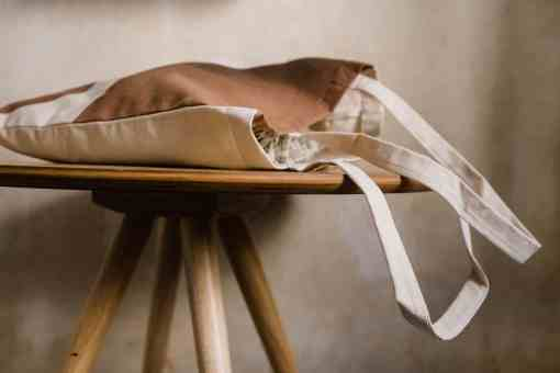 Tote Bag Earthy von monk & ANNA