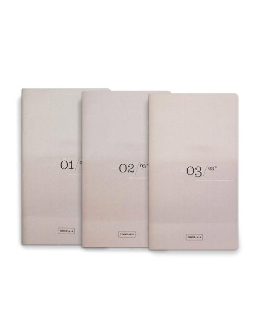 Notizbuch Refill von Tinne + Mia