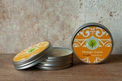 Sauberkunst Seifenmanufaktur Creme Deo Mango Lassi, atelier.91