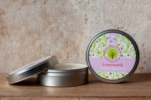 Sauberkunst Seifenmanufaktur Shea Mousse Luxusweib, atelier.91