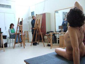 Atelier de dessin de modèle vivant (94)