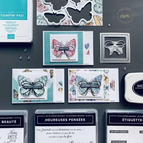 Tutoriel Mini carte a rabat Bijou Papillon 2021 1