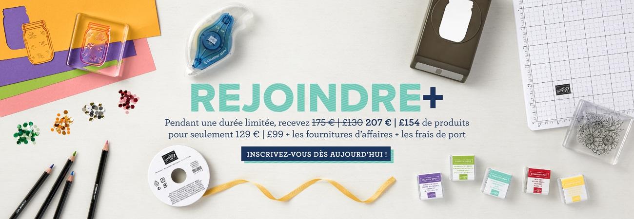 Rejoindre + 2021