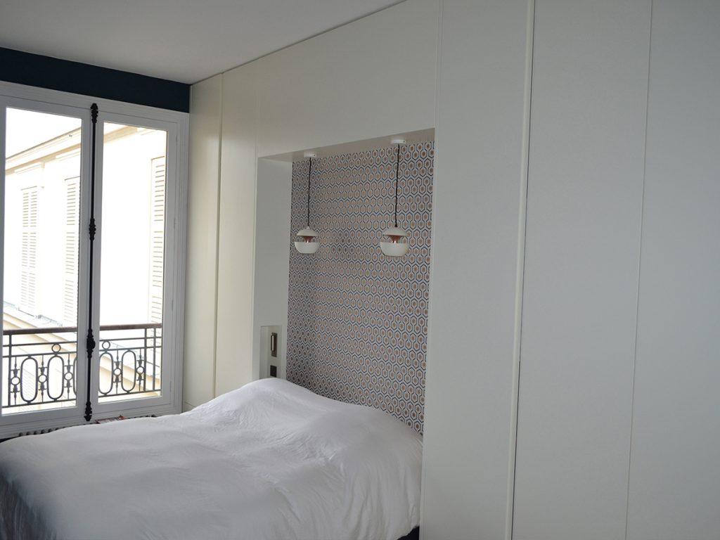Chambre  dressing  Ateliers Courtois  Spcialiste Cuisines Bains Amnagements Dressings