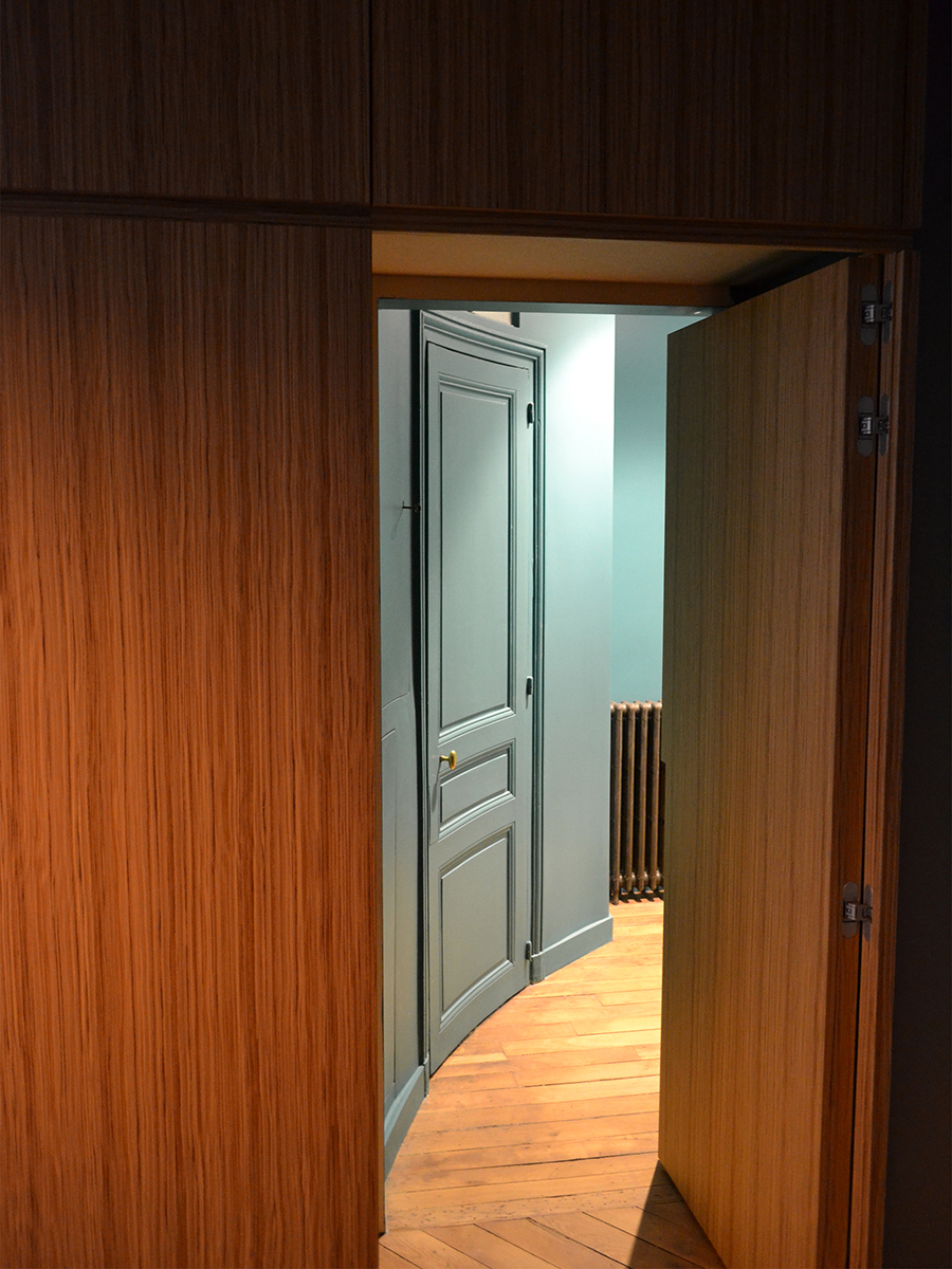 Meuble Dentre Avec Porte Drobe Ateliers Courtois