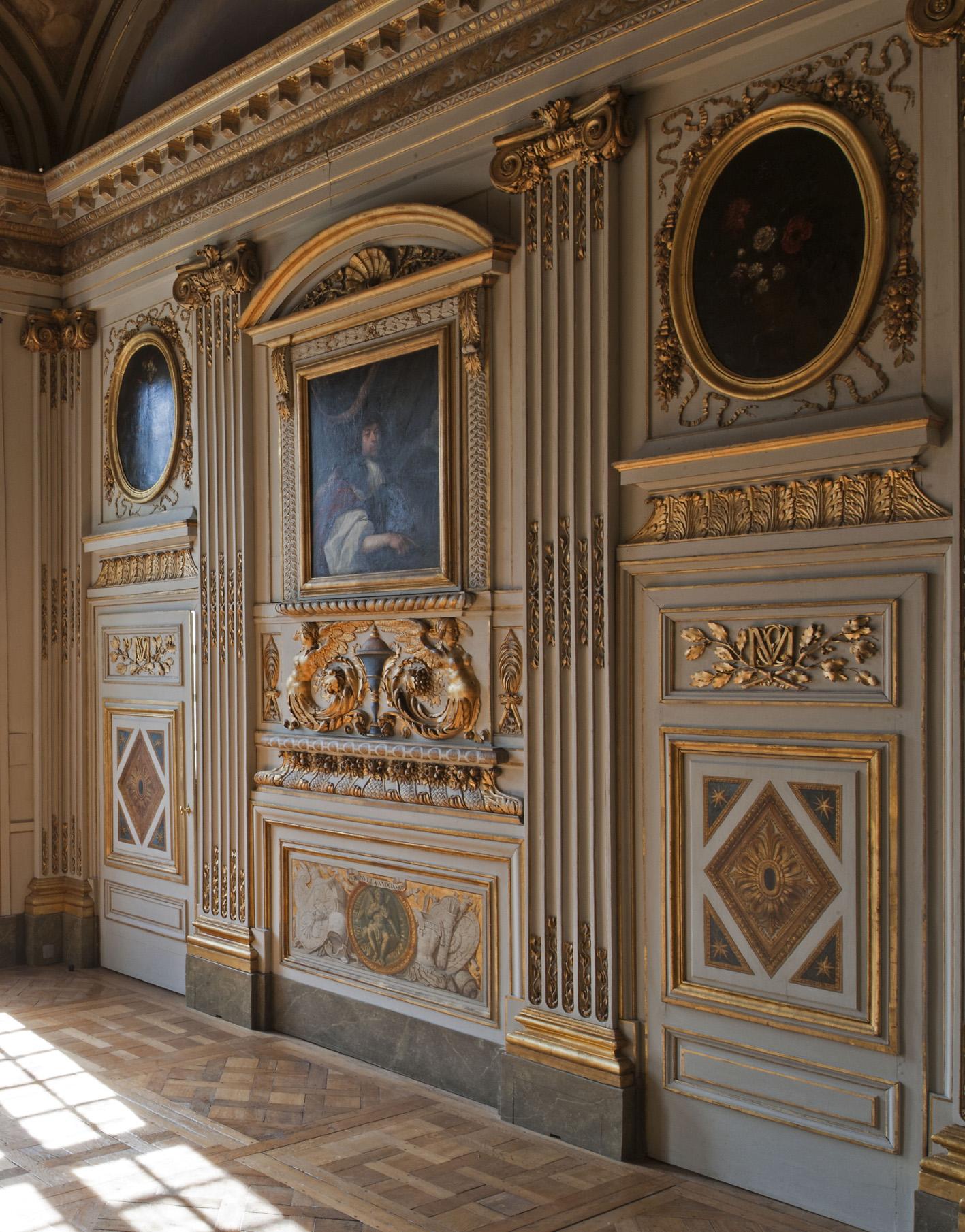Restoration workshop  Les Ateliers de la Chapelle