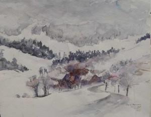 Malreise Schwarzwald 2015