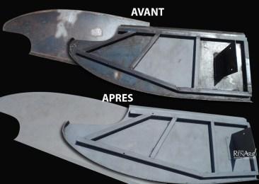 Pièces métalliques - Ateliers Renard