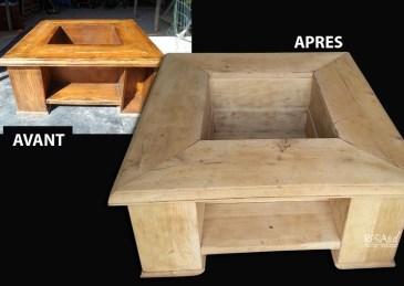 Table basse - Ateliers Renard
