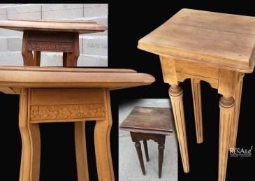 Petit mobilier - Ateliers Renard