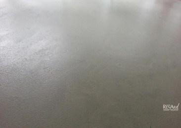 Zoom - Béton minéral mural, sol ou plan de travail (toutes pièces) - Ateliers Renard