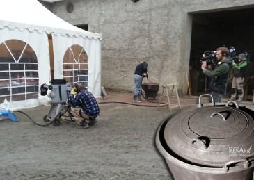 Decapage par aérogommage Ateliers Renard
