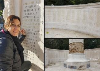 Dorure monument - Ateliers Renard