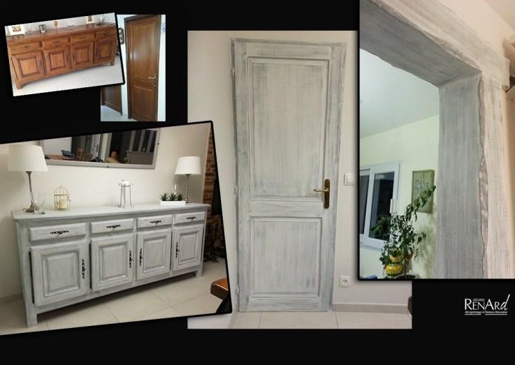 assortiment meubles et portes interieures - Ateliers Renard