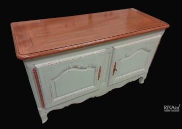 Patine petit meuble - Ateliers Renard