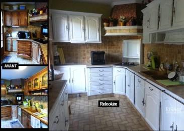 peinture meubles cuisine