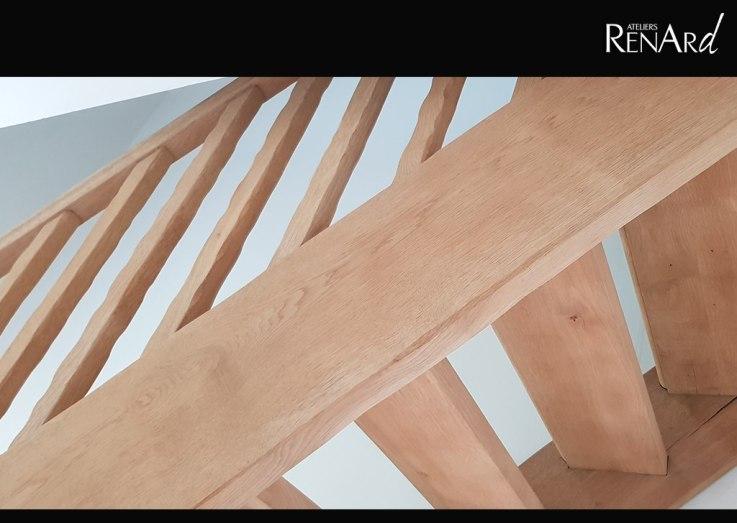 aerogommage-decapage-bois-poutres-escalier-detail-ateliers-renard
