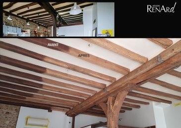 aerogommage-decapage-bois-poutres-plafond-ateliers-renard