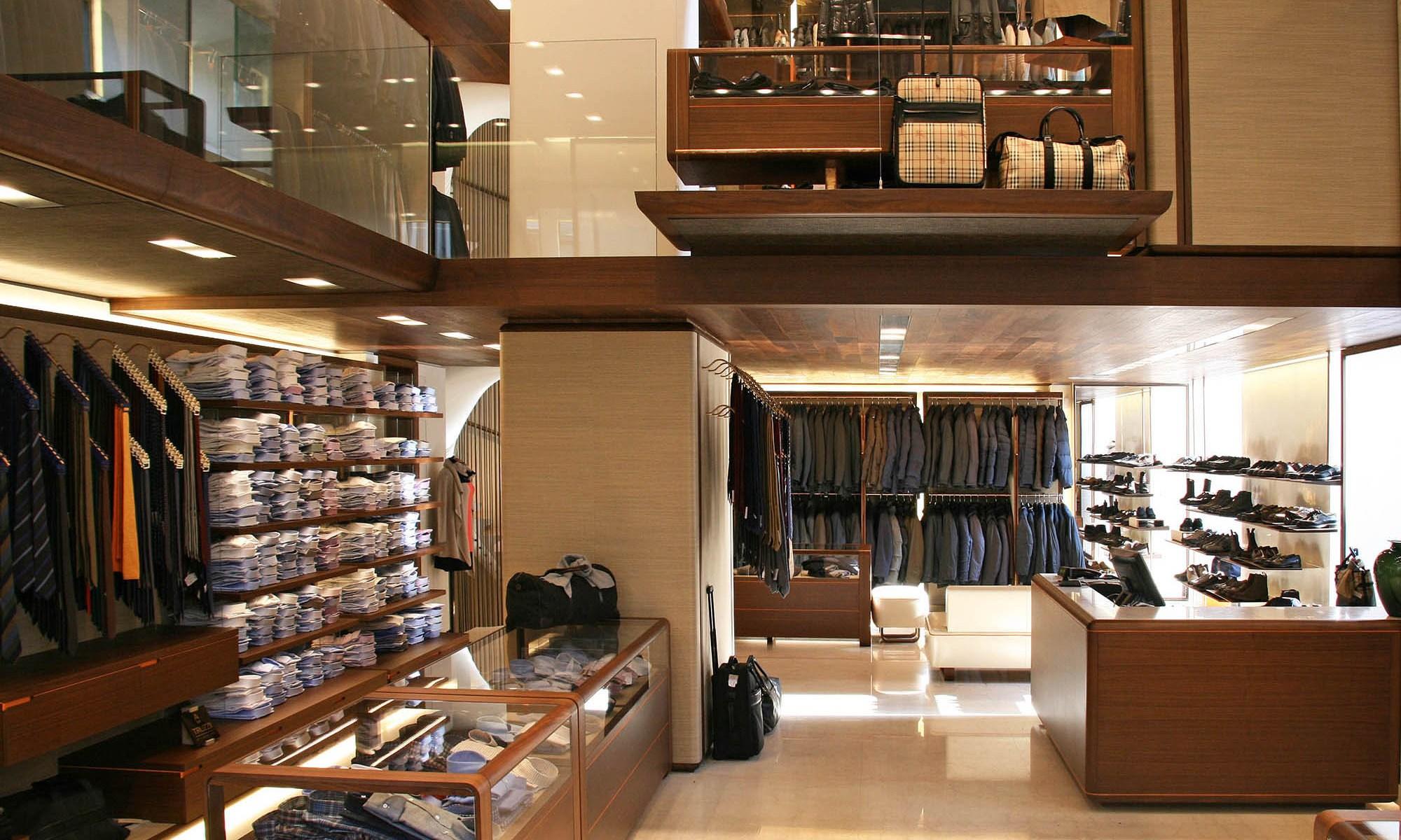 Davide Cenci Boutique - photo by S. Schweigert
