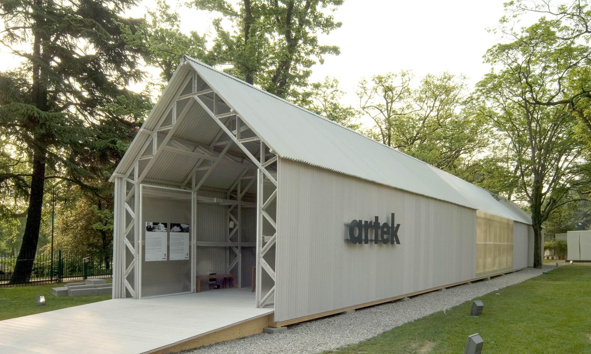 Artek Pavilion - Milano