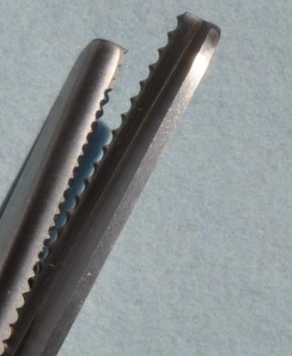 280 3mm golfjesschaar knip 7cm