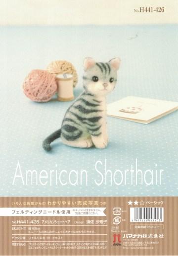 H441-426 American Shorthair pakket