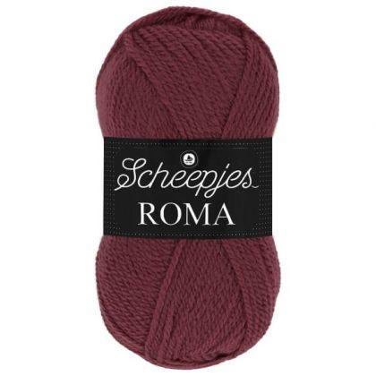 Roma 1668 Licht Wijnrood