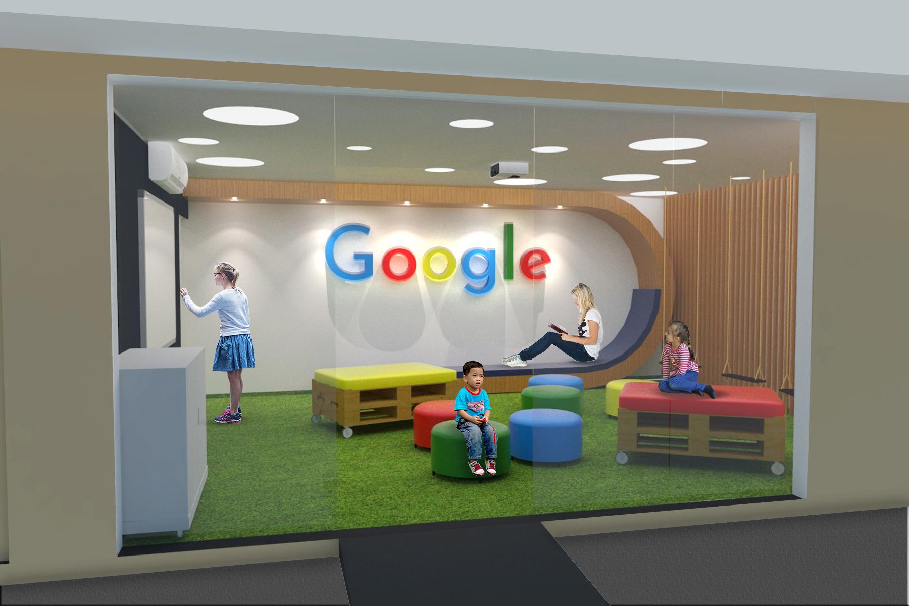 sala google 2